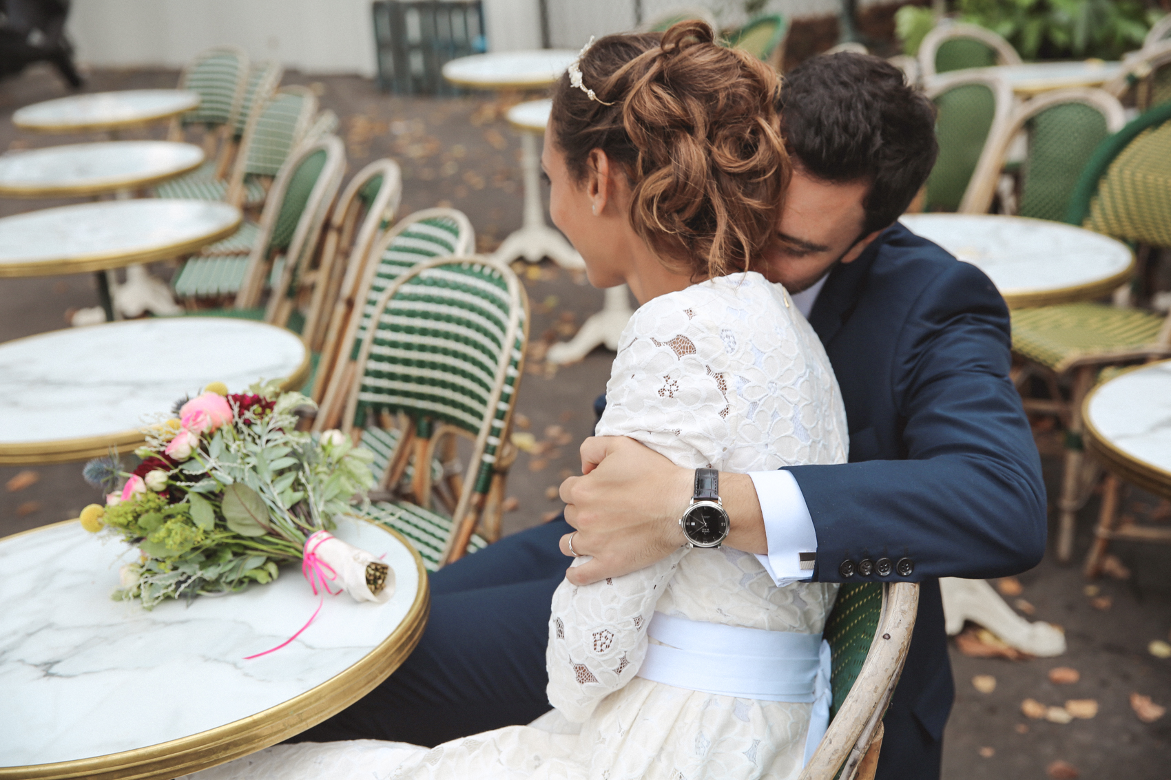 French wedding in Paris